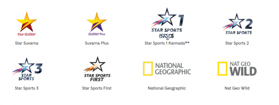 Kannada Package from Star